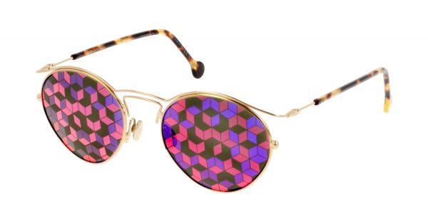 Lunettes de Soleil Dior Lunettes de Soleil Femme DIORORIGINS1 Doré