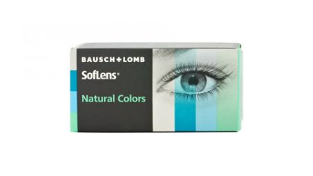 Lentilles SofLens Natural Colors