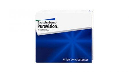 Lentilles PureVision Spheric