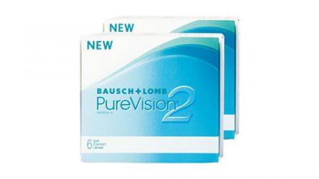 Lentilles Purevision 2