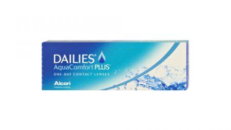 Lentilles Focus DAILIES AquaComfort Plus