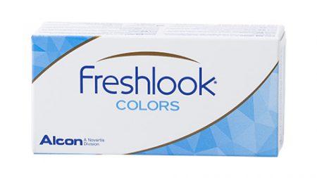 Lentilles FreshLook Colors