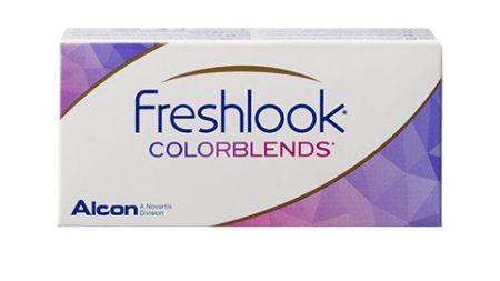 Lentilles FreshLook ColorBlends