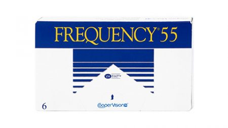 Lentilles Frequency 55