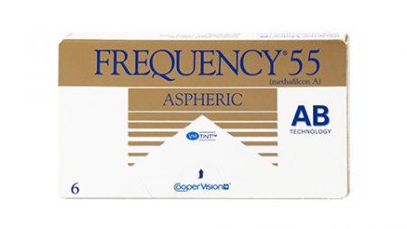 Lentilles Frequency 55 Aspheric