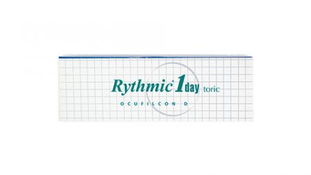 Lentilles Rythmic 1 Day Toric