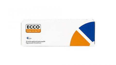 Lentilles ECCO change One Day UV