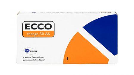 Lentilles ECCO change 30 AS