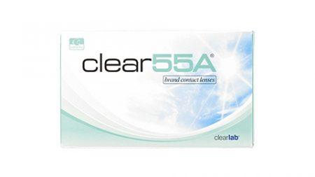 Lentilles Clear 55 A