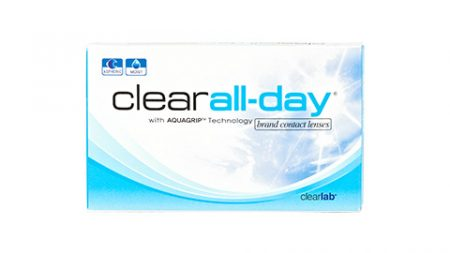 Lentilles Clear all-day