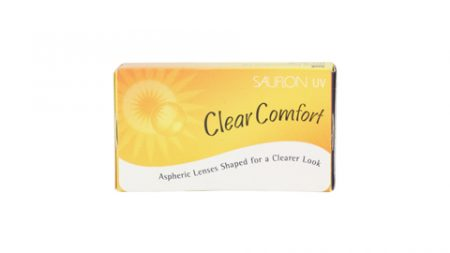Lentilles Clear Comfort