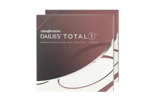 Lentilles Dailies Total 1