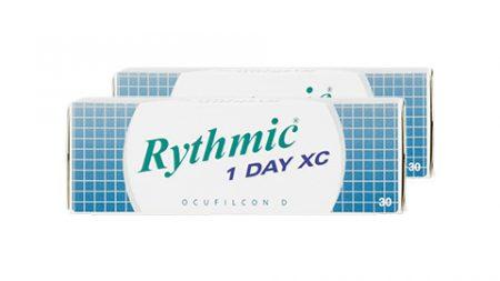 Lentilles Rythmic 1 Day XC