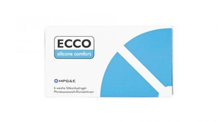 Lentilles Ecco silicone comfort