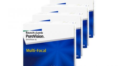 Lentilles PureVision Multi-Focal