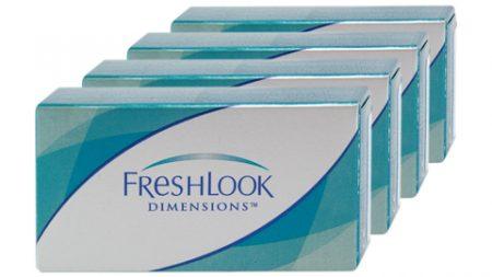 Lentilles FreshLook Dimensions