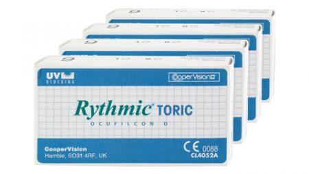 Lentilles Rythmic Toric