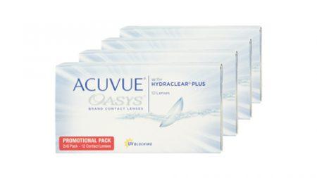 Lentilles Acuvue Oasys (12er Pack)