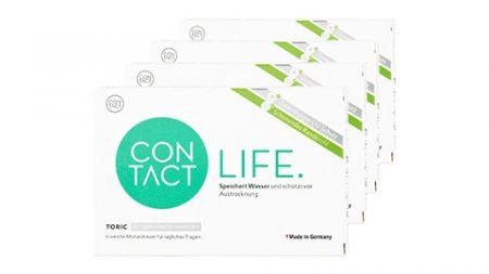 Lentilles Contact Life Toric