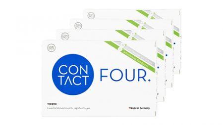 Lentilles Contact Four Toric