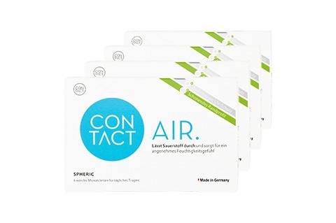 Lentilles Contact Air Spheric