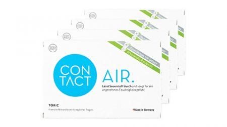 Lentilles Contact Air toric