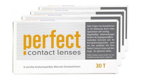 Lentilles Perfect 30 T UV