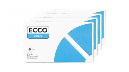 Lentilles ECCO silicone Comfort T