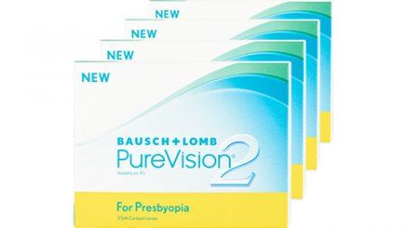 Lentilles PureVision2 Presbyopia
