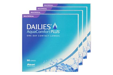 Lentilles DAILIES AquaComfort Plus Multi