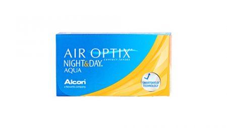 Lentilles AIR OPTIX Night & Day Aqua