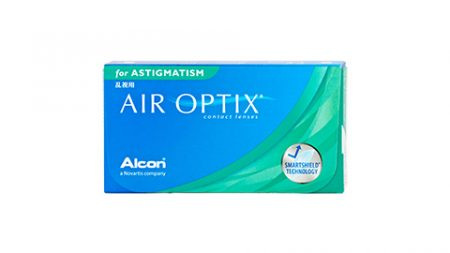 Lentilles AIR OPTIX for Astigmatism