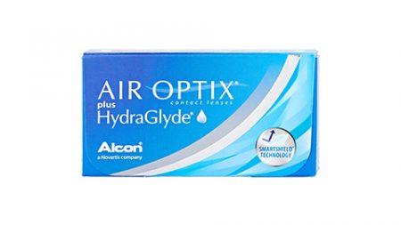 Lentilles Air Optix HydraGlyde