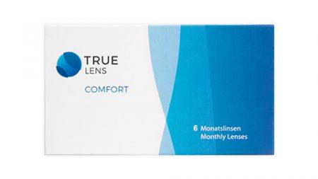 Lentilles TrueLens Comfort Monatslinse