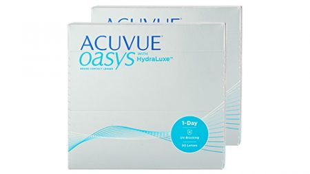 Lentilles Acuvue Oasys 1-Day