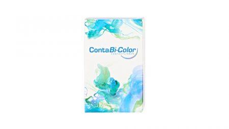 Lentilles Conta Bi-Color