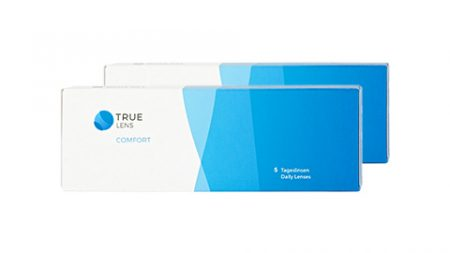 Lentilles TrueLens Comfort Tageslinse