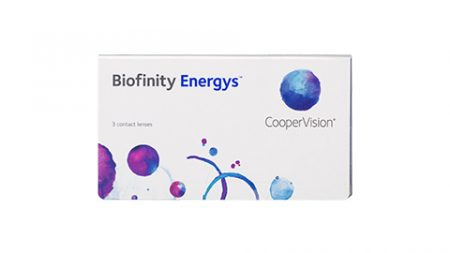Lentilles Biofinity Energys