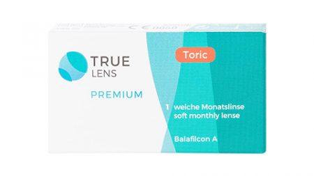 Lentilles Truelens Premium Monthly Toric
