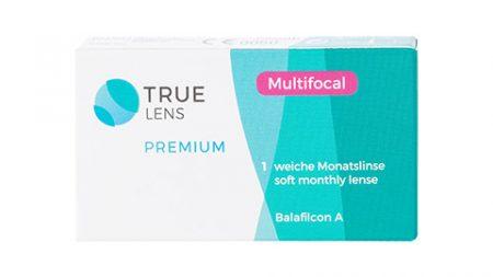 Lentilles Truelens Premium Montly Multif