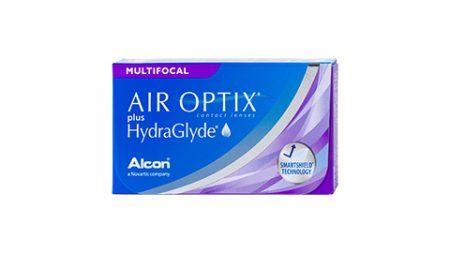 Lentilles Air Optix HydraGlyde Multif